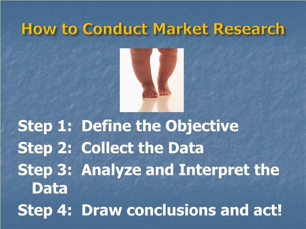 conducting market research Market research does not have to be highly sophisticated, expensive or complicated it can be a do-it-yourself thing the important thing is to ensure it gives you reliable information that you can use in building your business market analysis provides information about the market potential that.