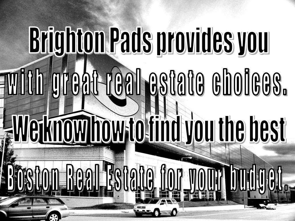 Brighton Pads provides you