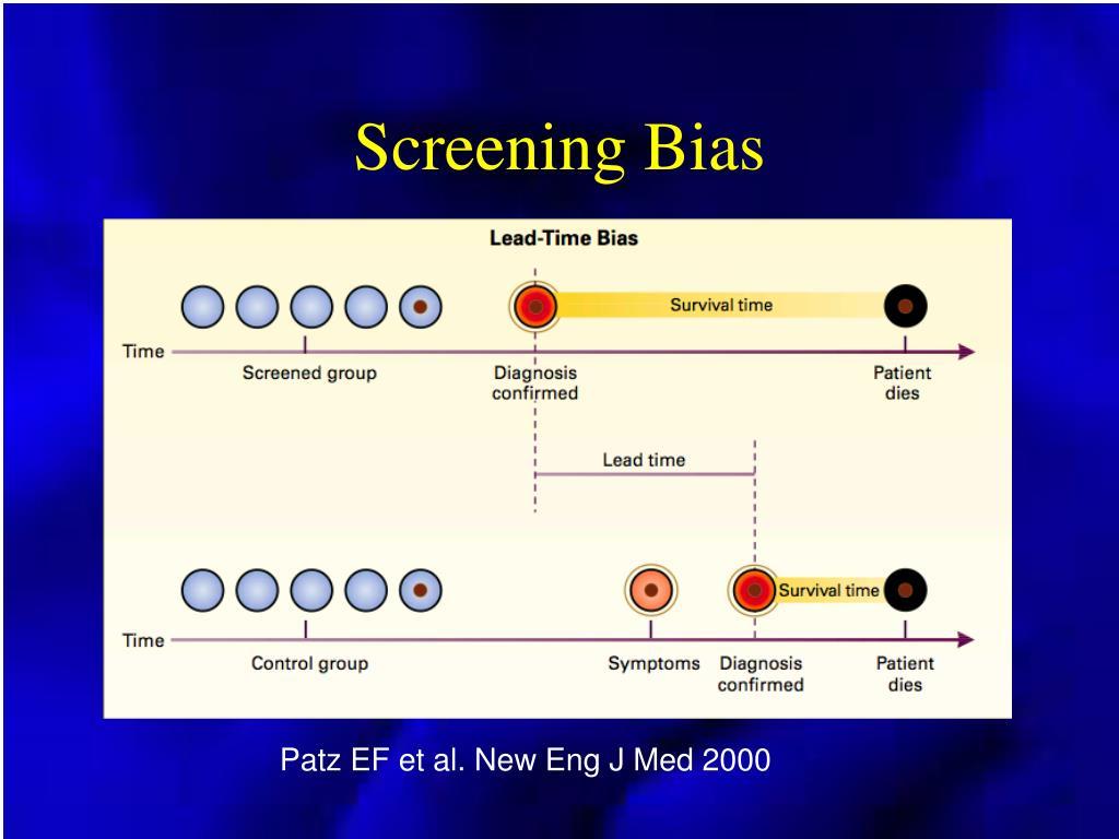 Screening Bias