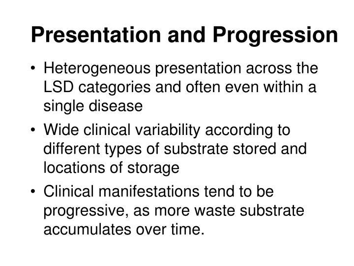lsd presentation