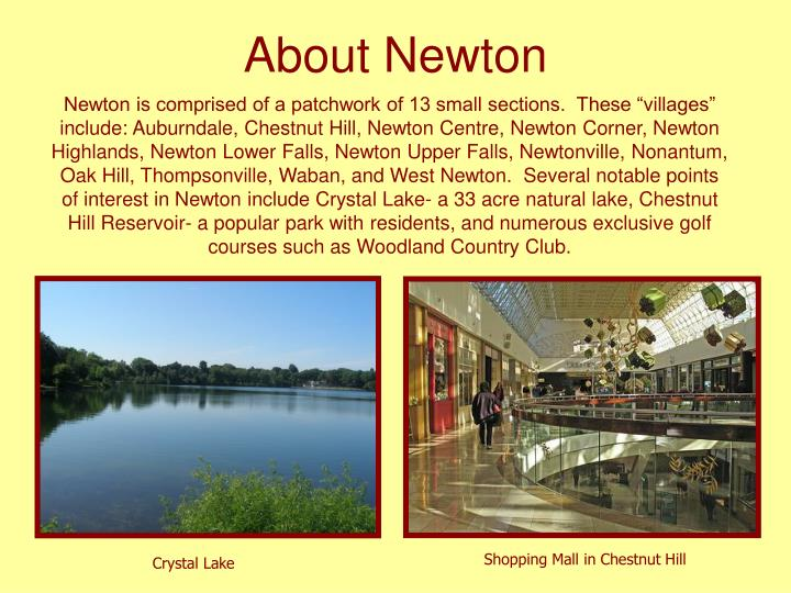 About newton