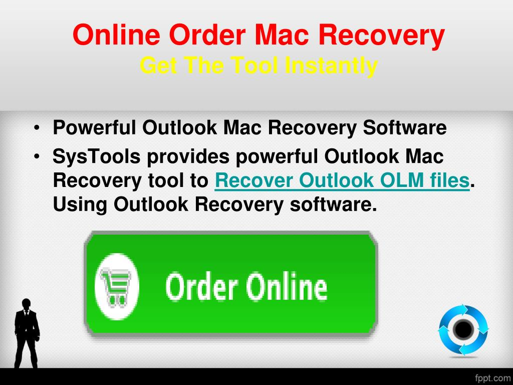 Online Order Mac Recovery