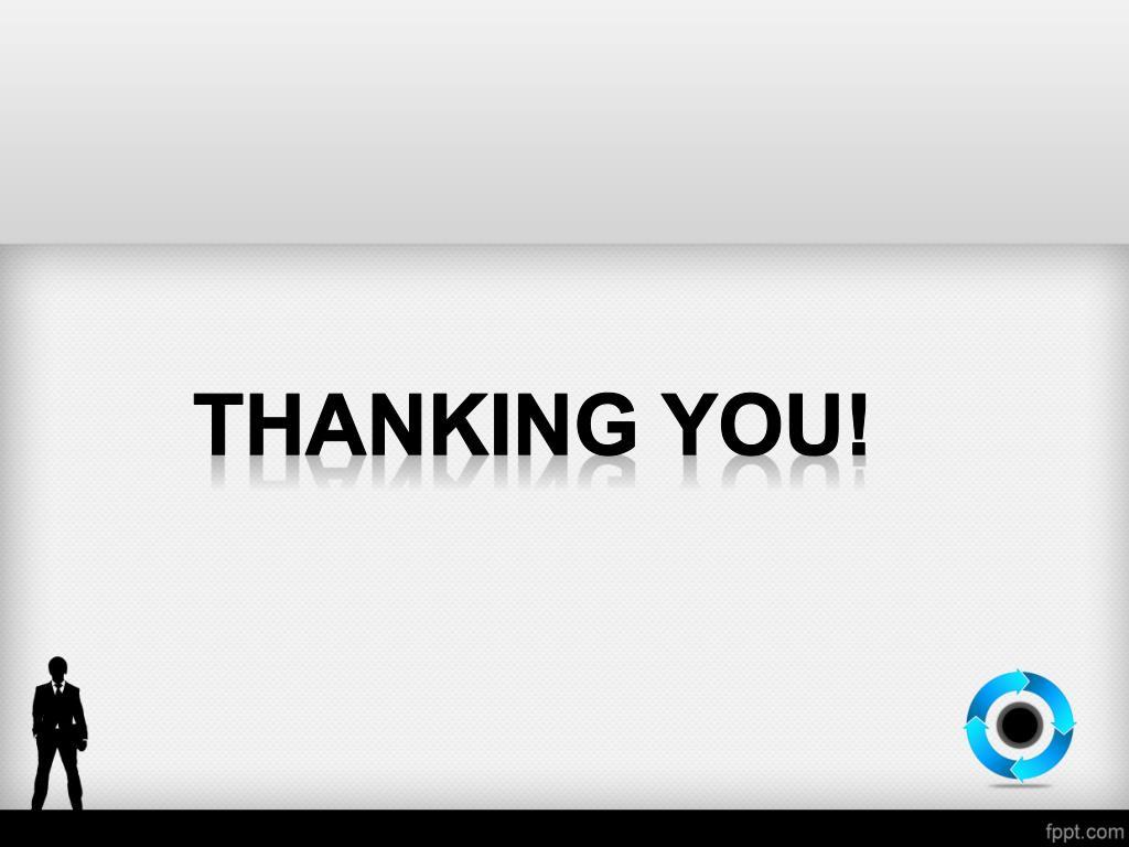Thanking you!