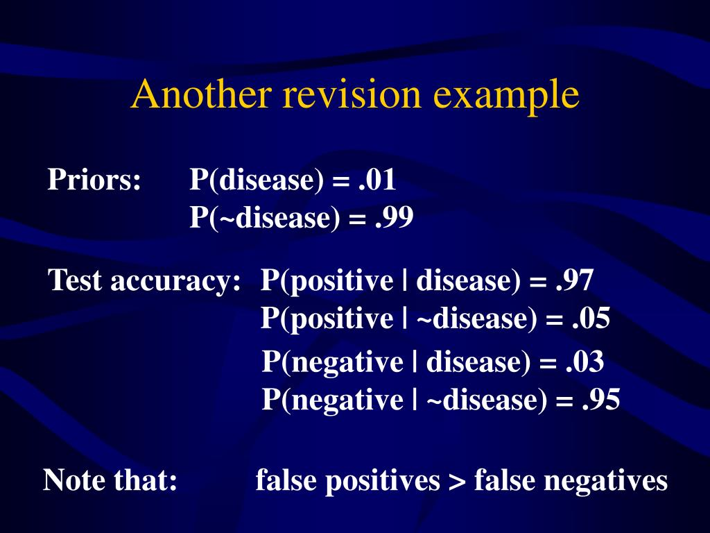 Another revision example