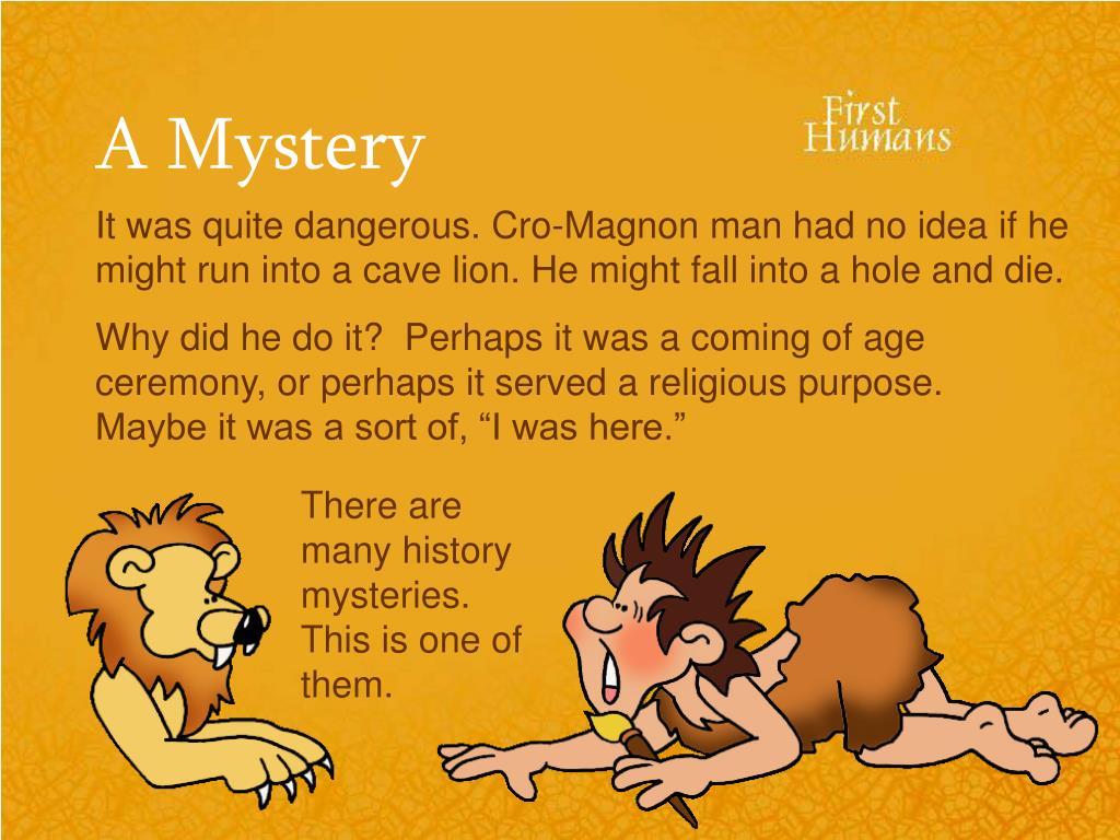 A Mystery