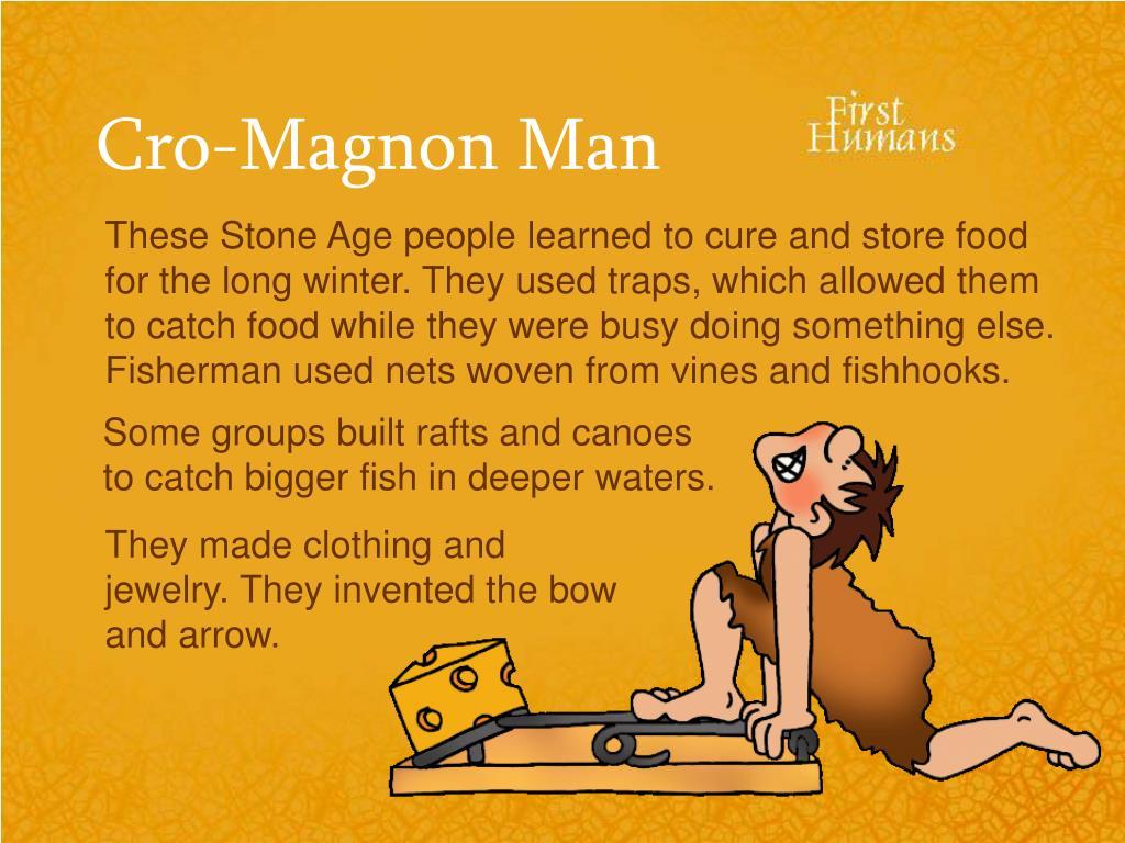 Cro-Magnon Man
