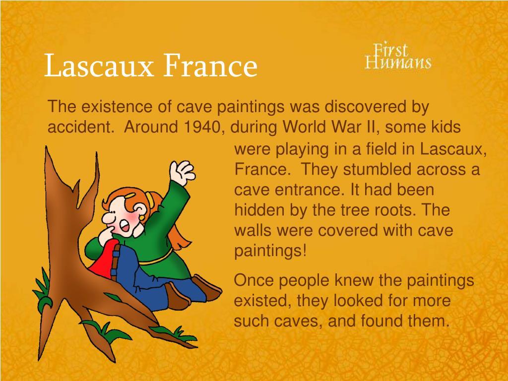 Lascaux France