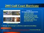 2005 gulf coast hurricane