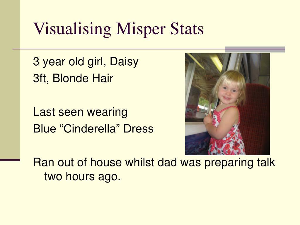 Visualising Misper Stats