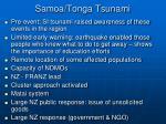 samoa tonga tsunami