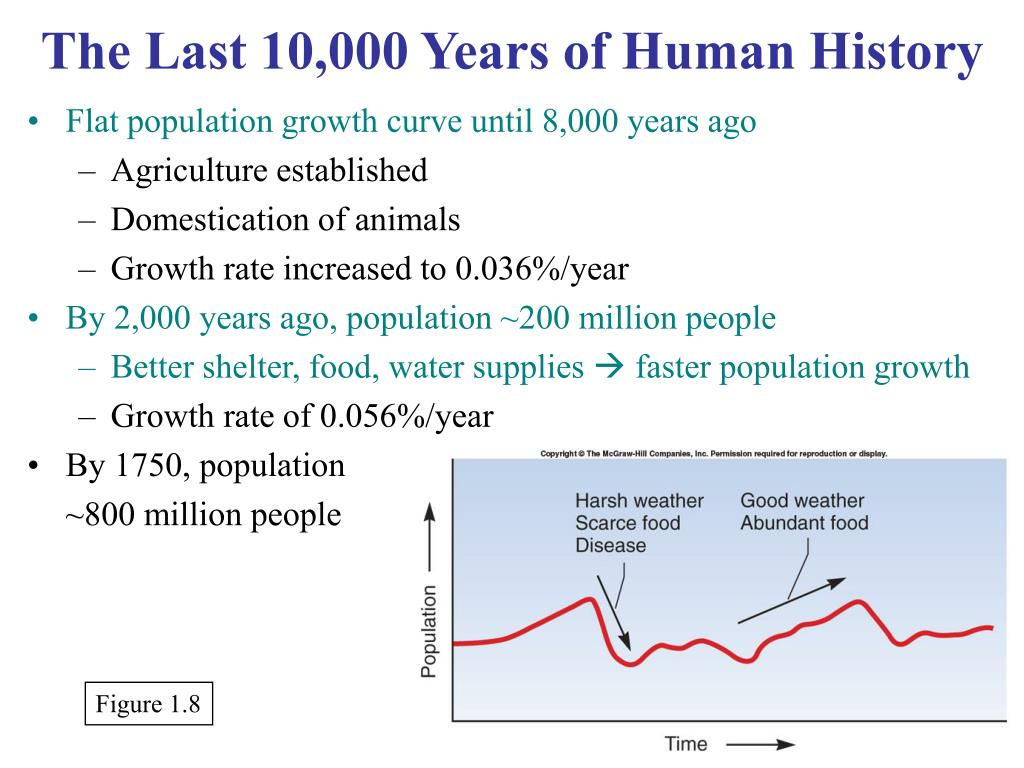 The Last 10,000 Years of Human History