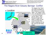 the nagara river estuary barrage conflict