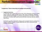 portfolio development suggestions24