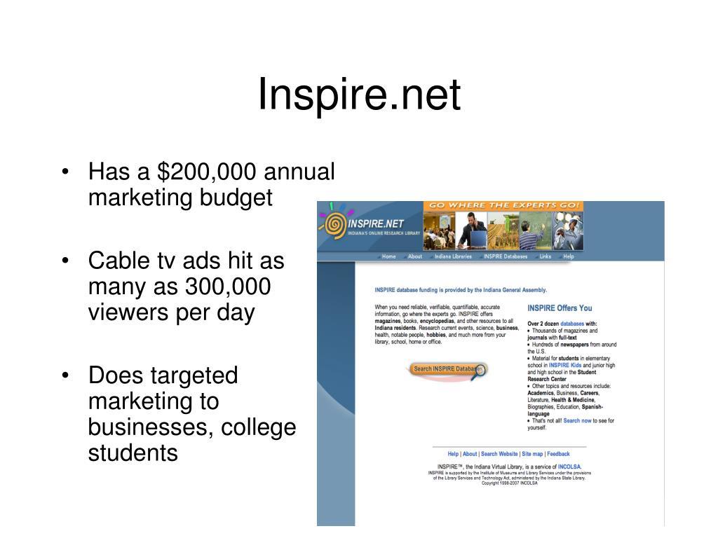 Inspire.net