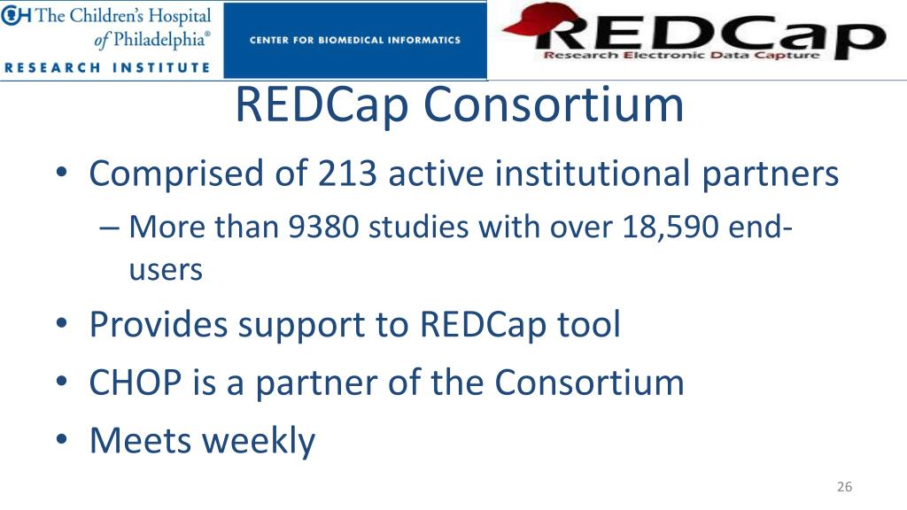 PPT - REDCap Overview PowerPoint Presentation - ID:427490