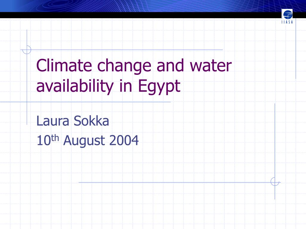 climate change and water availability Vulnerabilities of water resources in the changing climate include changes to  water availability, subsidence, increased amount of water.