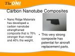 carbon nanotube composites