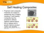 self healing composites