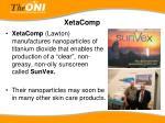 xetacomp