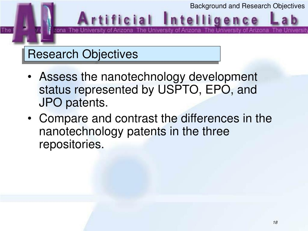 Background and Research Objectives