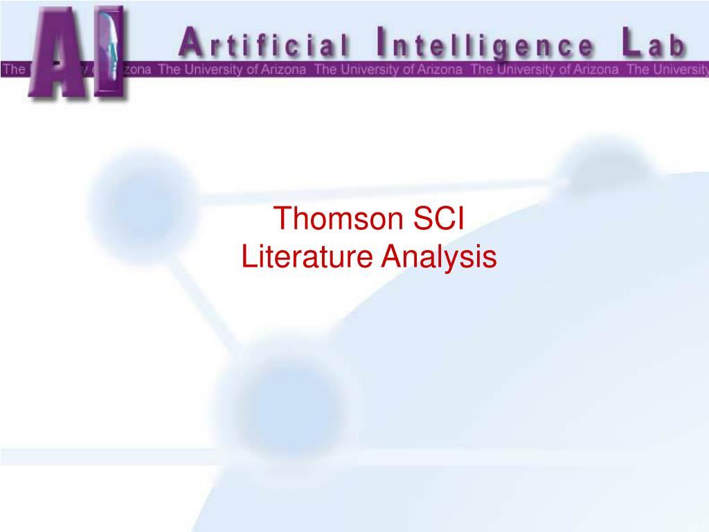 Thomson SCI