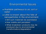 environmental issues48