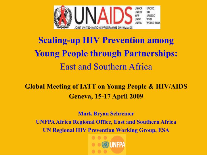 Scaling-up HIV Prevention among
