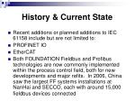 history current state6