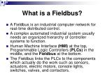 what is a fieldbus