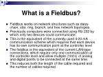 what is a fieldbus4