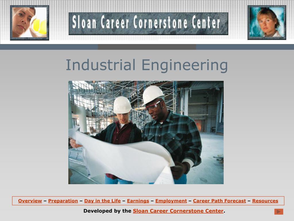 industrial engineering l.