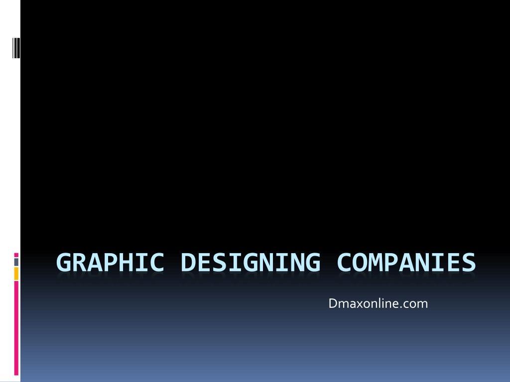 graphic designing companies l.