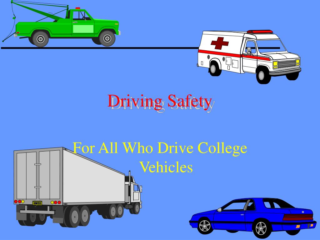 driving safety l.