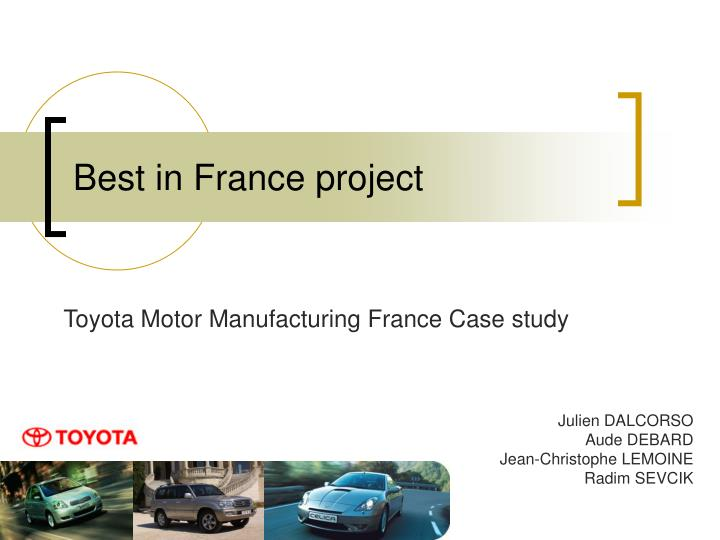 toyota motor manufacturing case study Review the case study toyota motor manufacturing, usa, inc (1995) by mishina and the article what really happened to toyota by cole (2011) then, respond to the following questions.