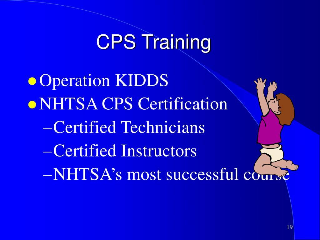CPS Training