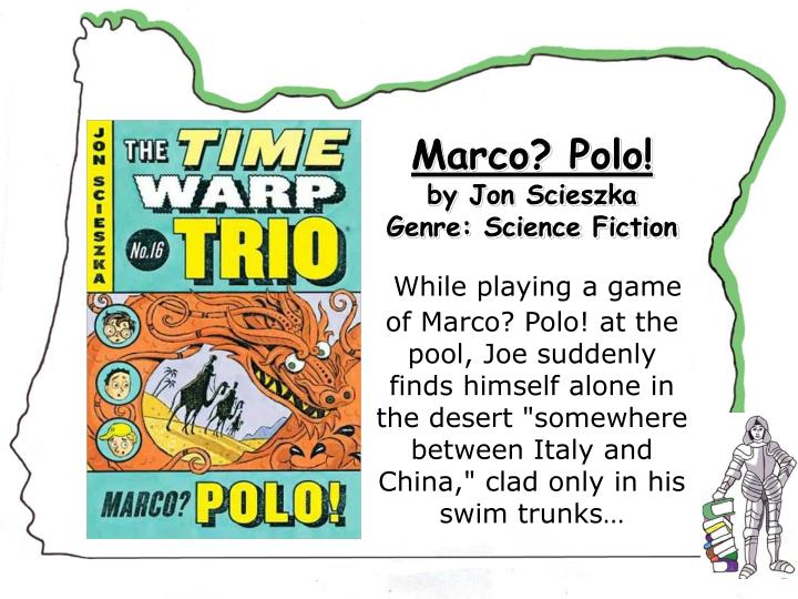 Marco? Polo!