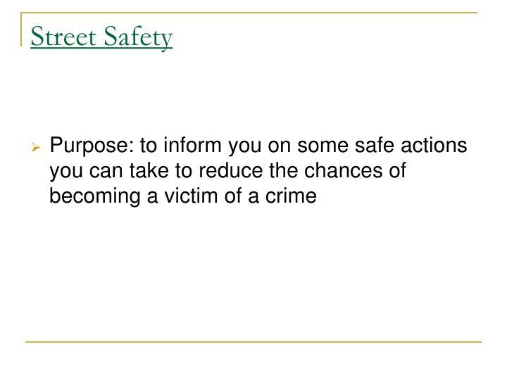 Street safety2