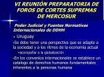 vi reuni n preparatoria de foros de cortes supremas de mercosur19
