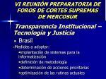 vi reuni n preparatoria de foros de cortes supremas de mercosur40