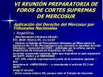 vi reuni n preparatoria de foros de cortes supremas de mercosur53