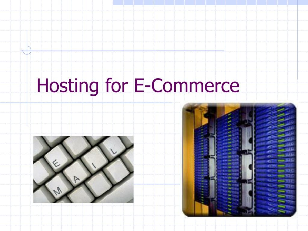 hosting for e commerce l.