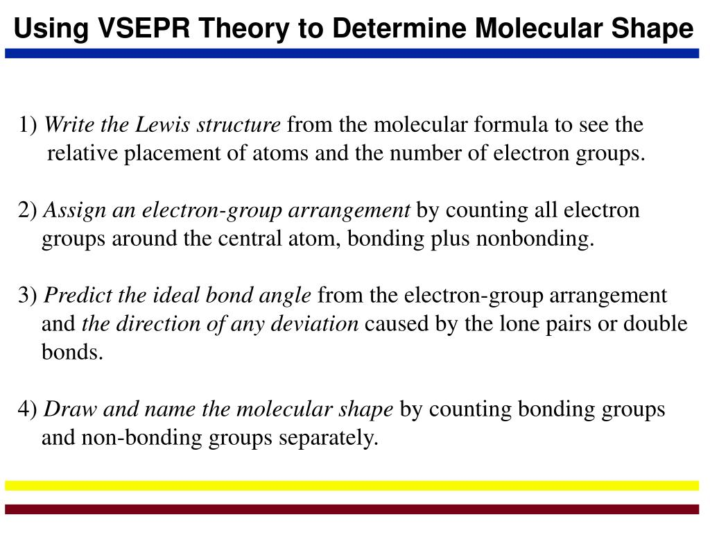 PPT - Lewis Structures of Simple Molecules PowerPoint