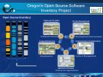 oregon s open source software inventory project