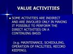 value activities27