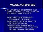 value activities32