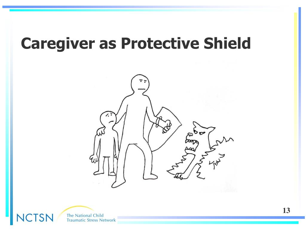 Caregiver as Protective Shield