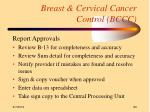 breast cervical cancer control bccc64