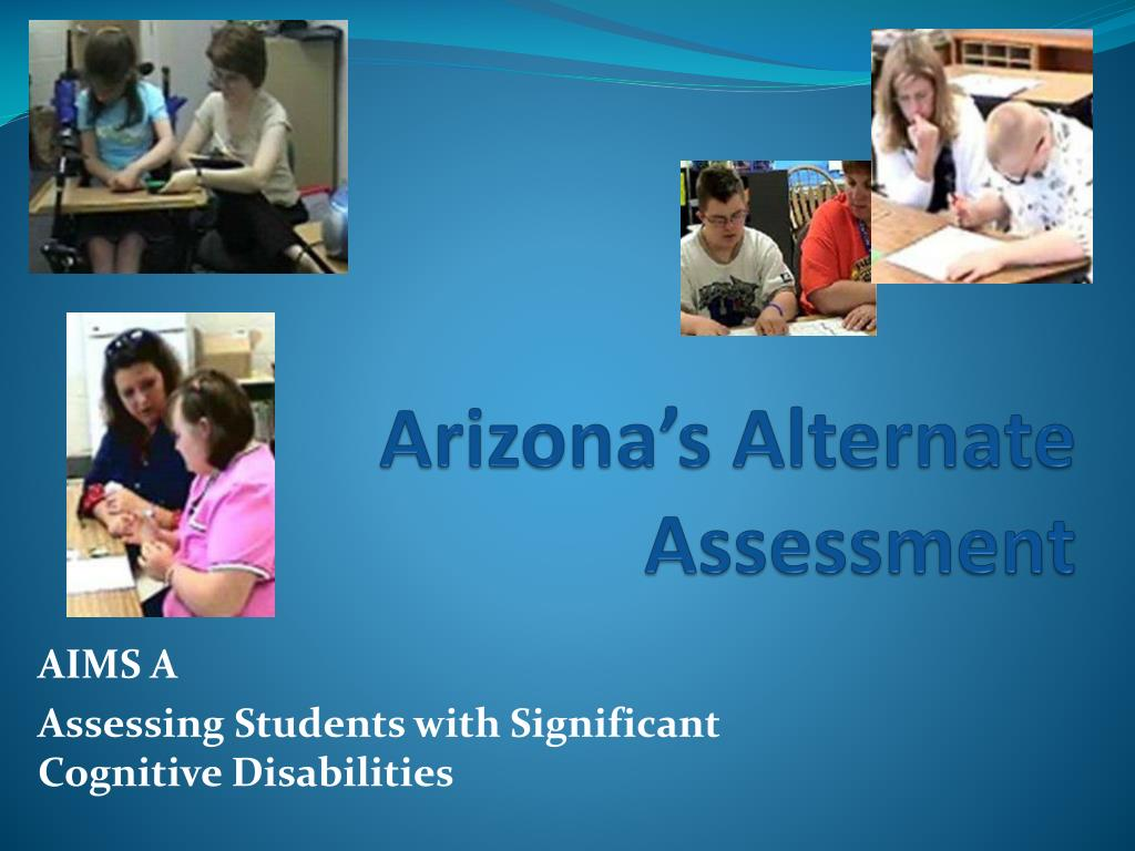 arizona s alternate assessment l.