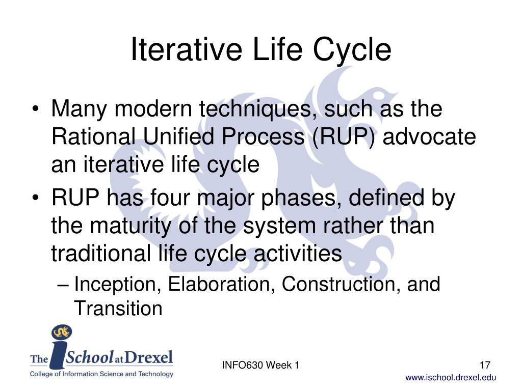 Iterative Life Cycle