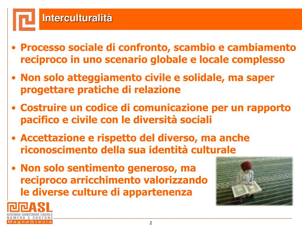 Interculturalità